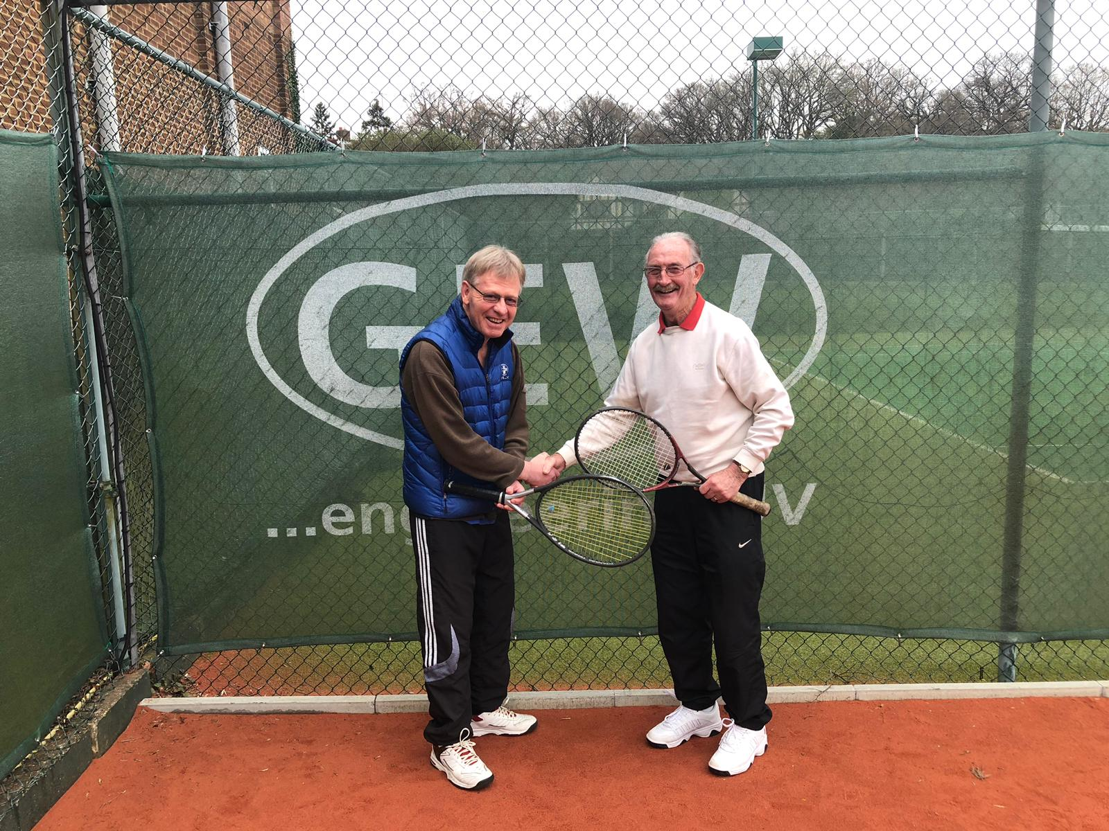 Patek Philippe MD seeks to raise £50,000 for Parkinson's support group with 24-hour tennis match