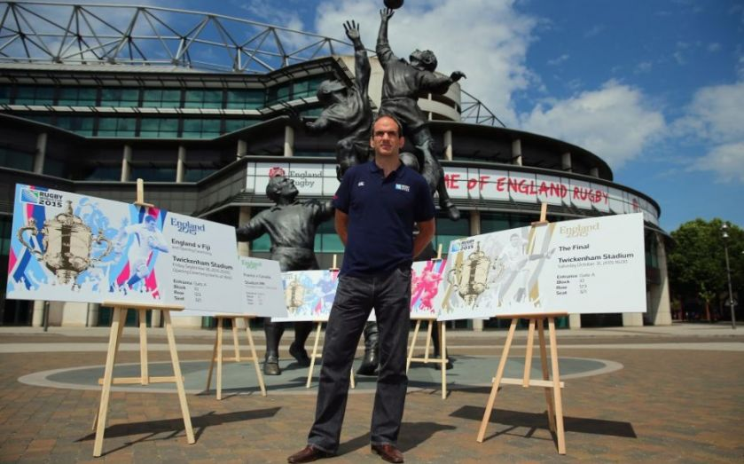 Rugby World Cup 2015 tickets most expensive but also best