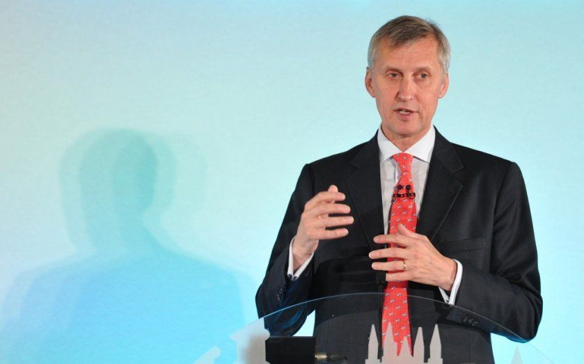 """FCA boss Martin Wheatley: Disappointed to be leaving with """"unfinished business"""""""