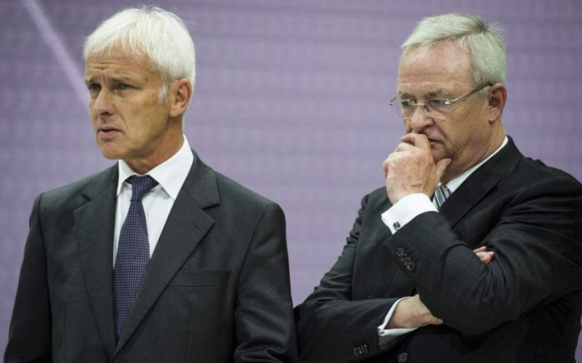 Volkswagen boss Martin Winterkorn could be replaced by