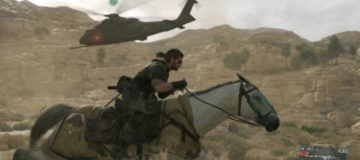 Metal Gear Solid V: The Phantom Pain game review
