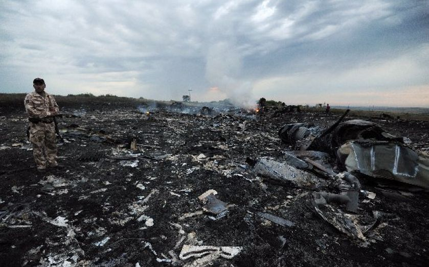 MH17 Plane Crash: Markets Slump As Malaysian Airlines