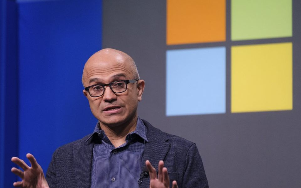 Microsoft chief Satya Nadella calls for facial recognition regulation as Bing gets switched back on in China
