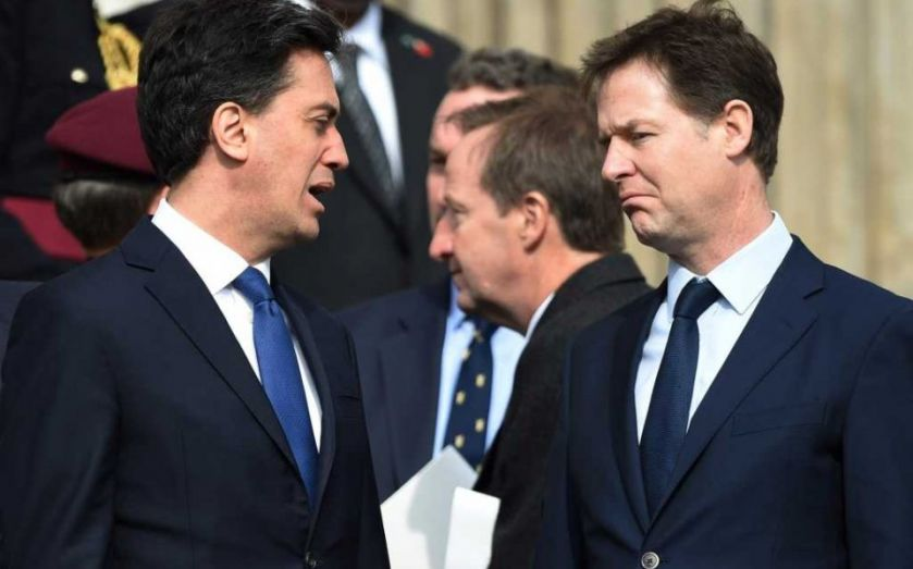Is Labour Weighing Up A Coalition With The Liberal