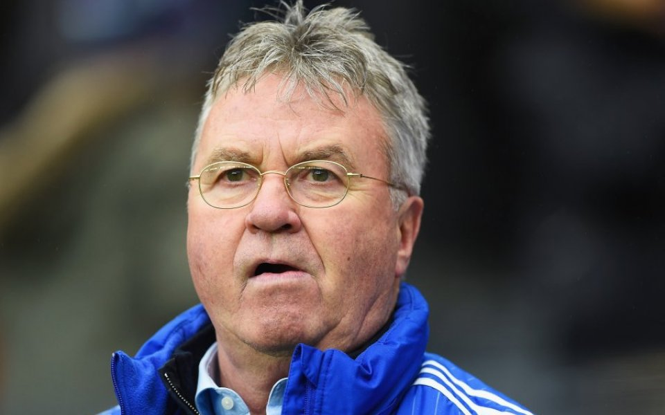 Antonio Conte to Chelsea: Guus Hiddink has turned the Blues