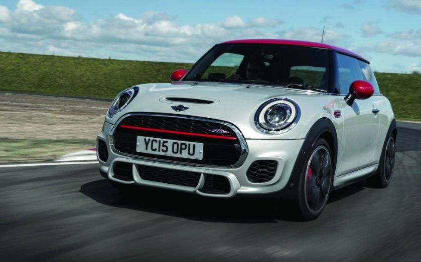 Car Review The Mini John Cooper Works Is A New Classic Of The Hot
