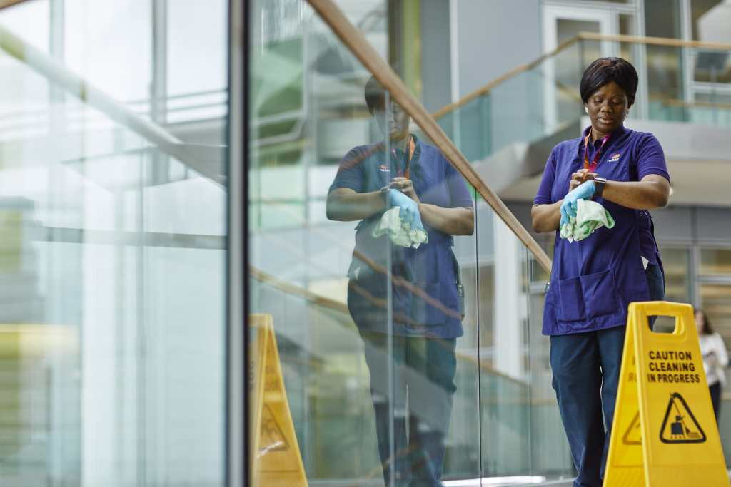 Mitie's order book shrinks as outsourcing sector battles 'undoubted challenges'