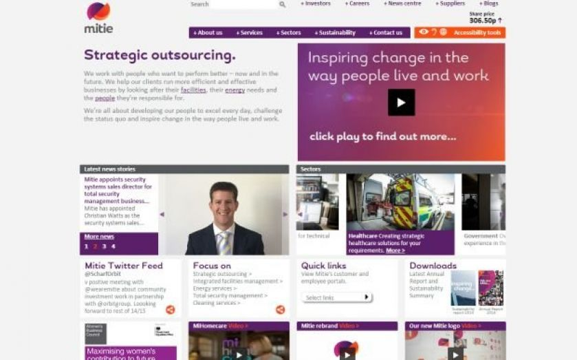 Mitie forecasts good full-year revenue growth after securing £250m Vodafone deal