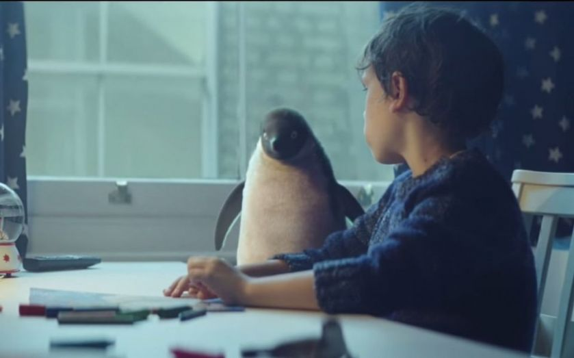 John Lewis crashes through £100m weekly sales barrier after 2014 Christmas advert launch