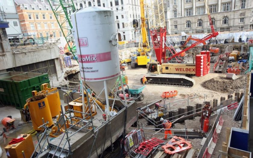 Land Securities buys Moorgate site for £16.5m ahead of Crossrail launch