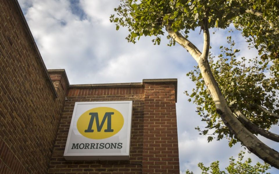 Morrisons keeps income investors happy