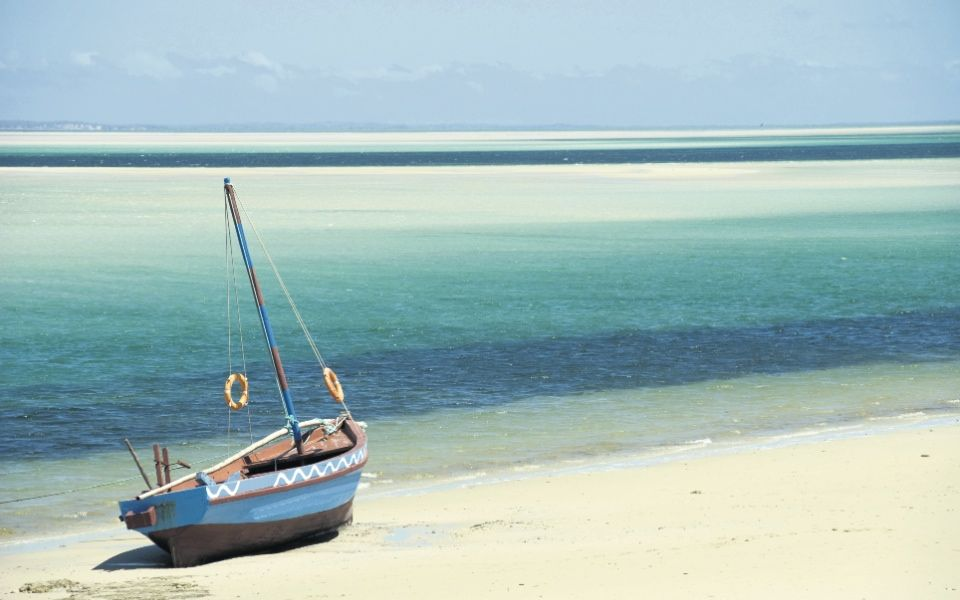 Exploring the lost coastlines of Mozambique, one of Africa's fastest growing tourist destinations