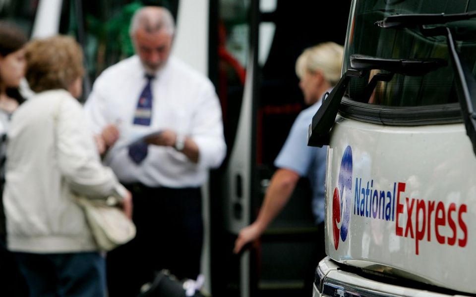 'Outstanding' summer for National Express UK coach business