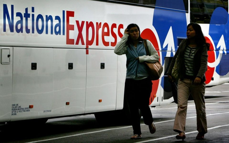 Facebookers prepare to take the bus as National Express buys Californian shuttle stake