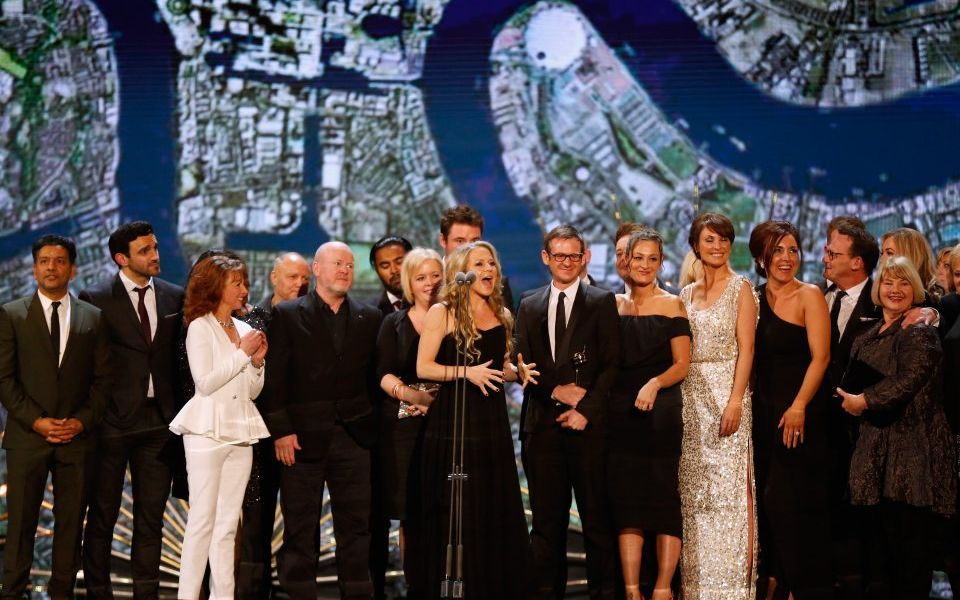 BBC failings to blame for Eastenders set revamp delay, report finds