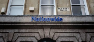 Nationwide profits fall as it warns IT investment will continue to weigh down earnings