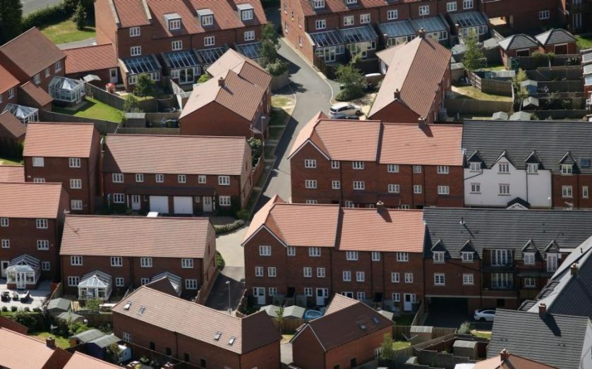 Bovis Homes share price dips despite boost from UK house prices