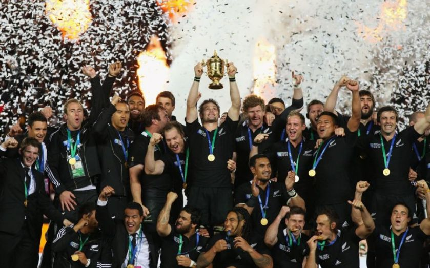 21c098c37c8 The haka, the jet black shirts, the collection of some of the game's best  ever players – New Zealand are the Rugby World Cup's scariest side and  odds-on ...
