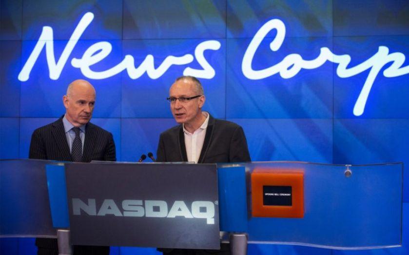 Rupert Murdoch's News Corp sales fall short of expectations