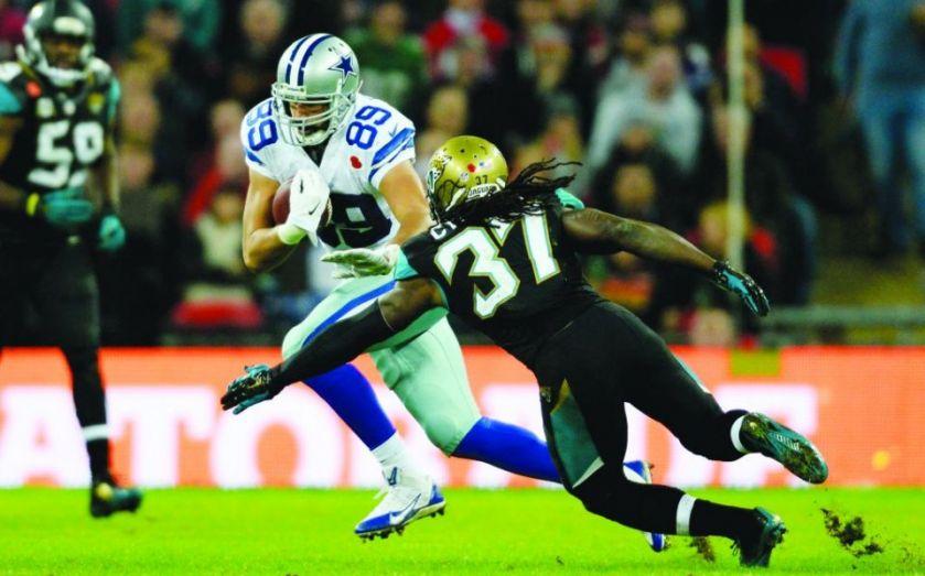 Yahoo! will stream Wembley NFL clash between Buffalo Bills and Jacksonville Jaguars live around the world