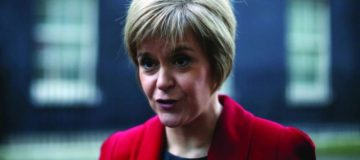 Banks dust off plans for Scottish independence as SNP coalition forecast raises referendum prospect