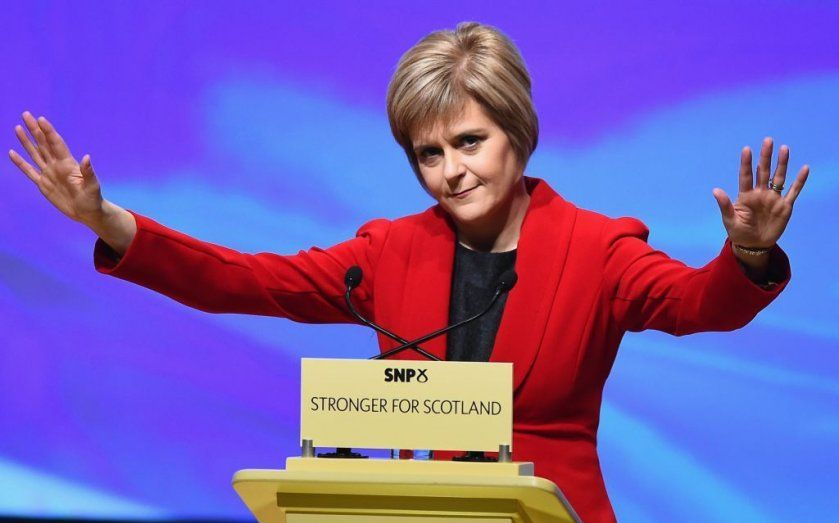 Against the Grain: What Yanis Varoufakis can learn from a real game theory master – Nicola Sturgeon