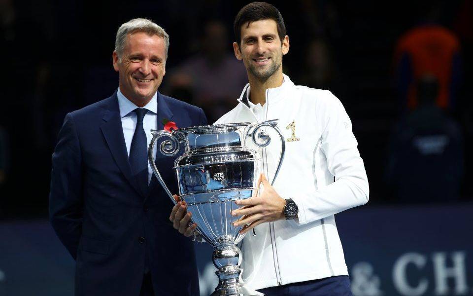 Men's tennis at a crossroads: The ousting of ATP president Chris Kermode has left the sport in a period of flux