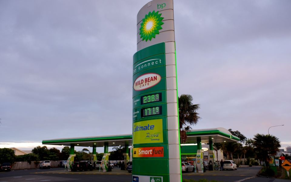 BP profits drop but beat expectations as weaker oil prices squeeze margins