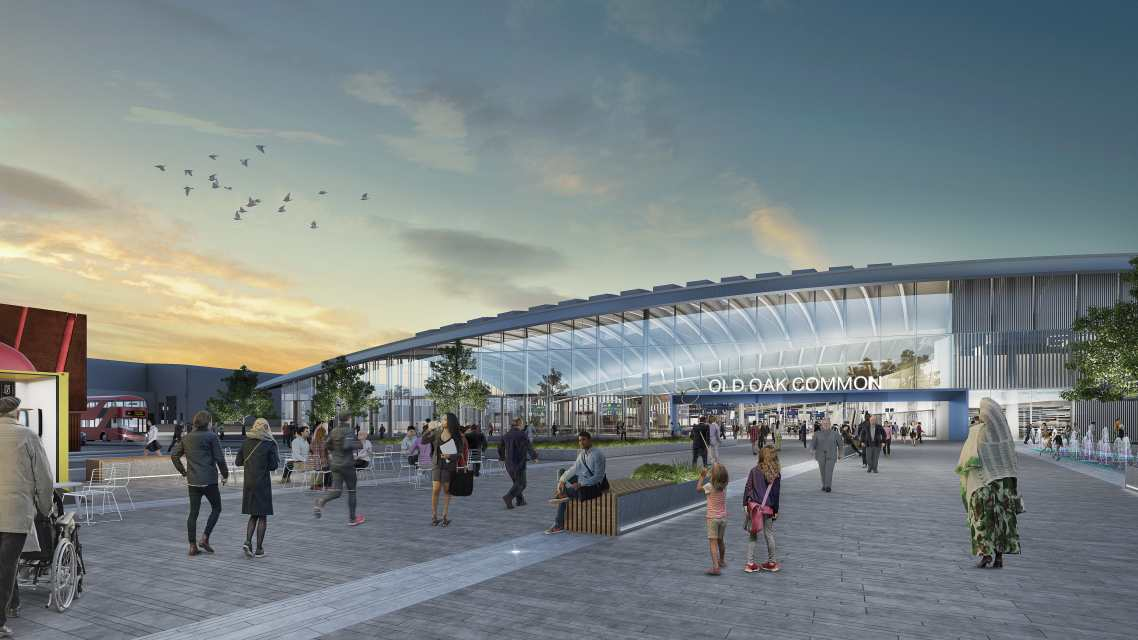 HS2 station contracts worth £2.56bn awarded to Mace, Balfour Beatty and Vinci