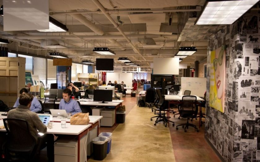 A healthy office space is fundamental for success