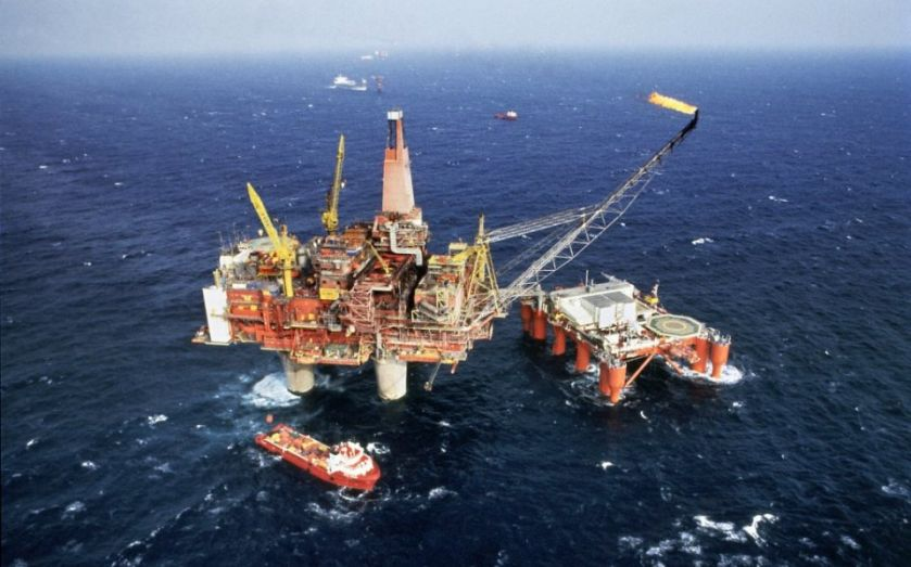 Premier Oil share price up despite falling oil price hitting sales