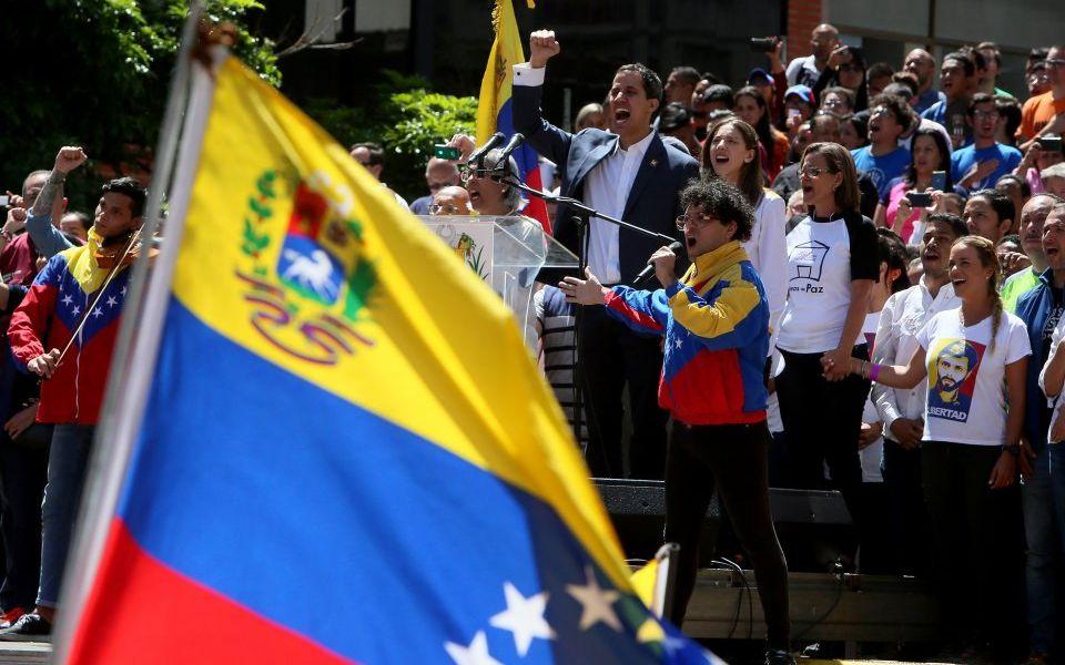 Deconsolidating venezuela