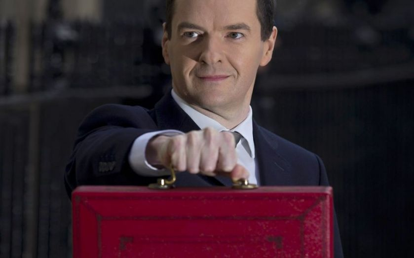 Chancellor George Osborne's bank tax comes under attack from Labour and SNP