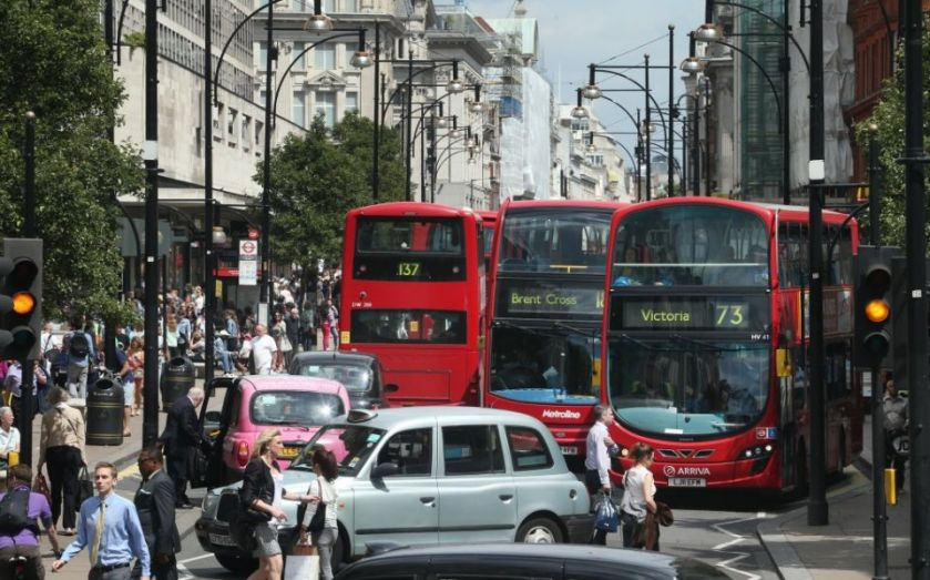 Oxford Street property deals set to reach £1bn by end of this year