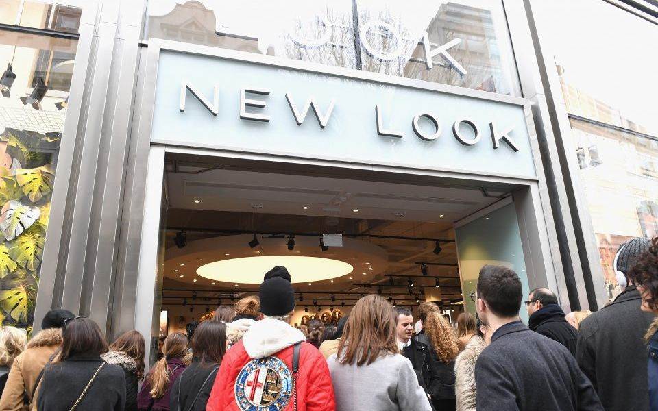 New Look posts £500m loss as turnaround continues
