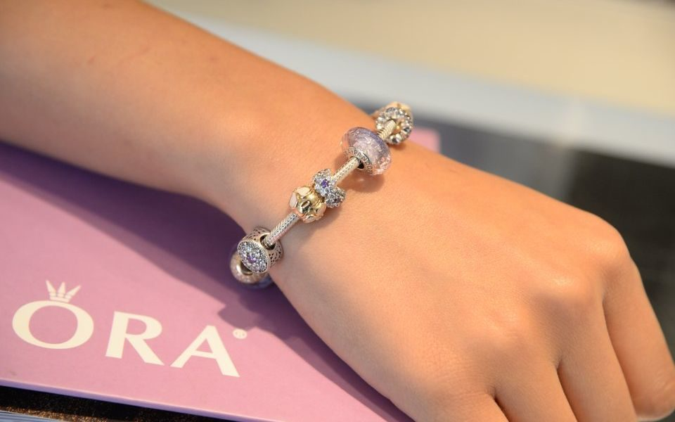 Shares in Danish jeweller Pandora leapt 11 per cent today after the firm confirmed that it would meet its 2019 sales and profit guidance.