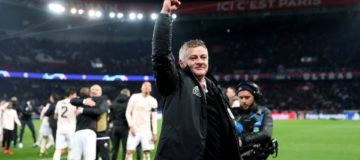 Paris Saint-Germain 1-3 Manchester United: Ole Gunnar Solskjaer leads youthful side to Champions League history