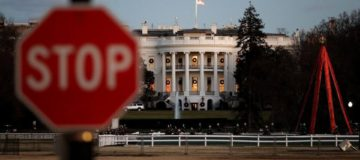 US government shutdown hits 800,000 federal workers as they miss first payday of the year
