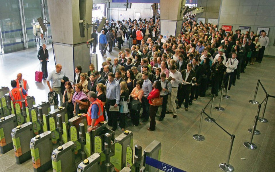 Strike action hits Central Line and Waterloo & City Line with no service running all day
