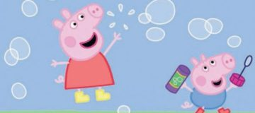 Entertainment One owns Peppa Pig