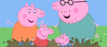 Bringing home the bacon: Peppa Pig maker Entertainment One's share price soars after Hasbro deal