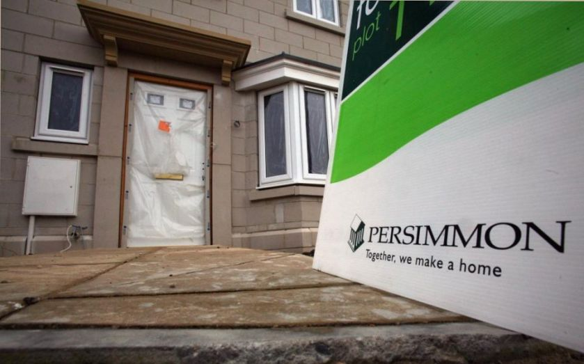 Persimmon profit falls as it tries to tackle quality complaints