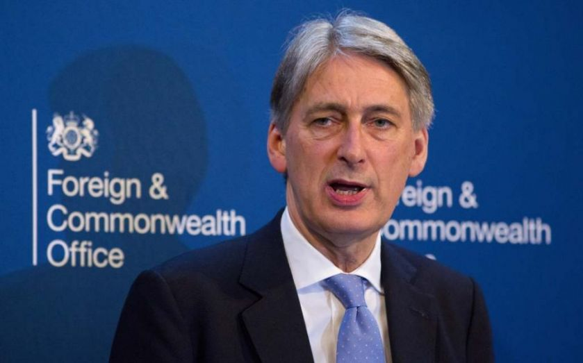 Philip Hammond's virtue signalling on low pay is hypocritical
