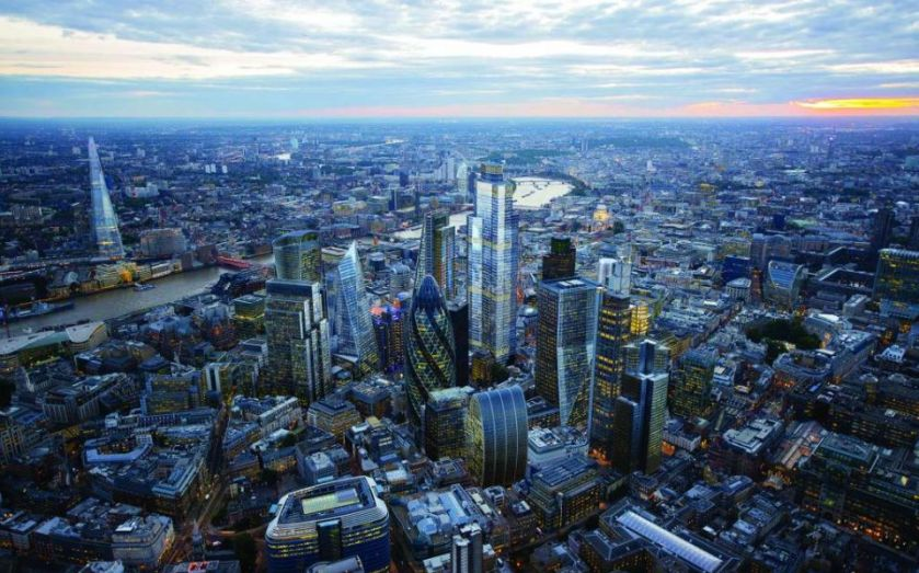 Cost of London office space set to soar amid supply shortages