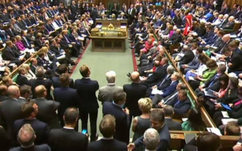 David Cameron's first PMQs in full Tory goverment: The bunfight returns