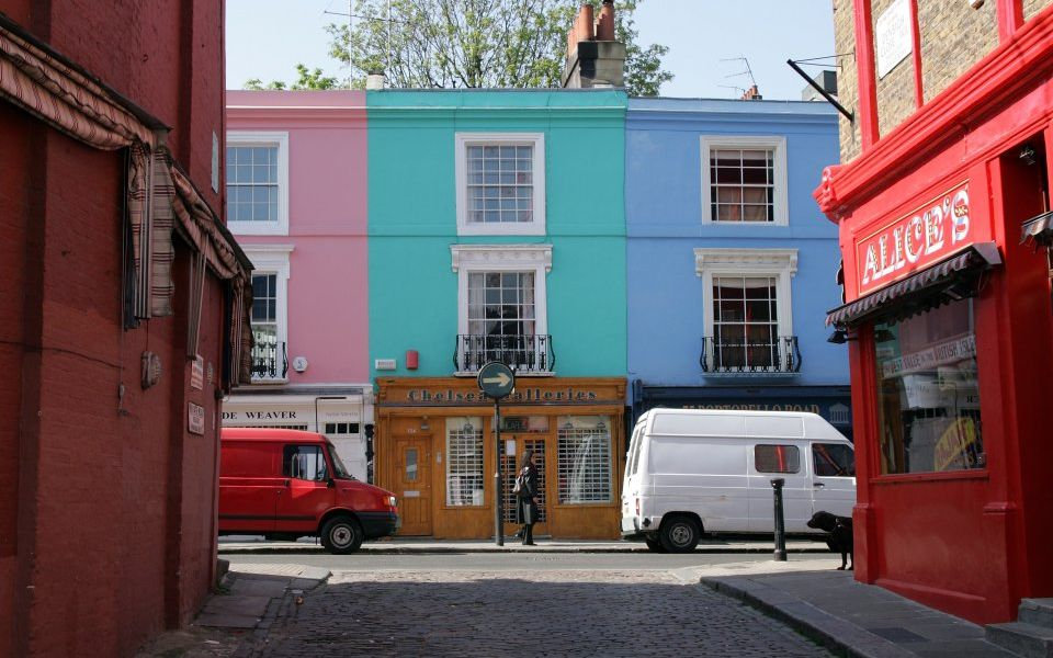 Notting Hill: The West London enclave defying London's house price slump