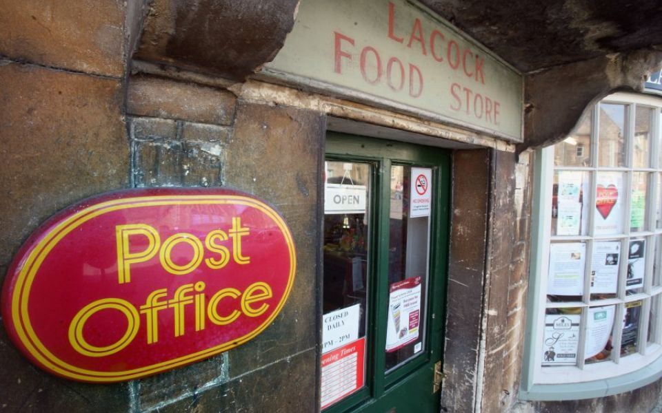 Use your local post office or lose it to the long list of high street casualties