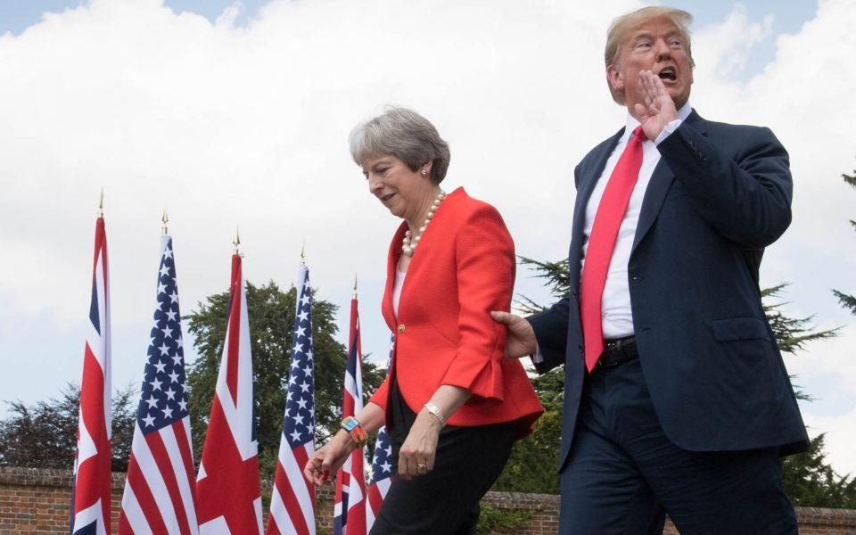 US President Donald Trump set to visit UK 3-5 June