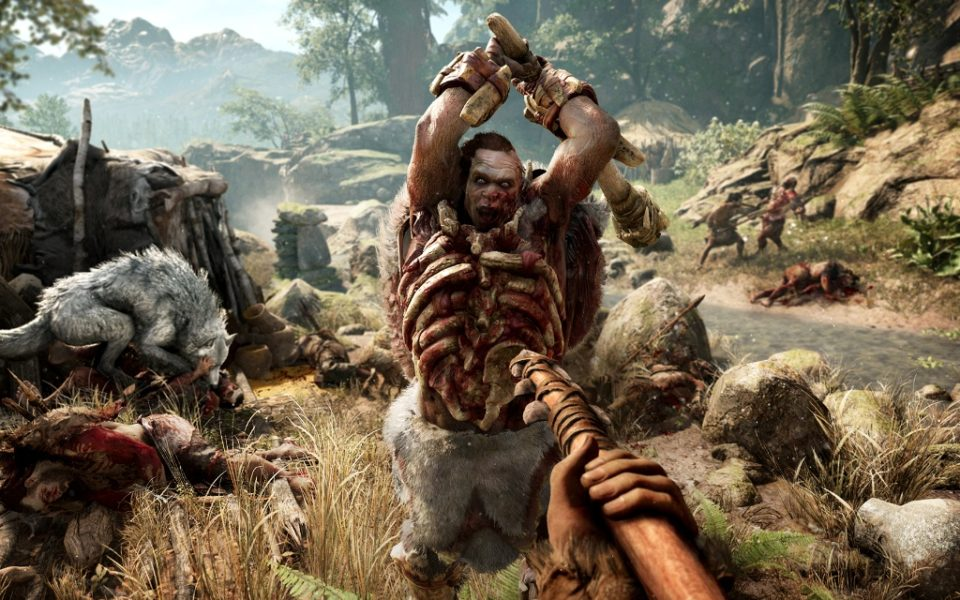 Far Cry Primal Review A Bloody Existential And Very Entertaining