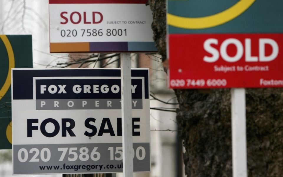 UK house prices' affordability improves at fastest rate for eight years as wage growth outpaces prices